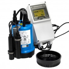 JS Pump RSD 150 Puddle Buddy Fitted with Submatic Pump Control and Probes