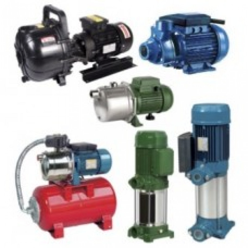 Surface Mounted Electric Motor Driven Pumps Links