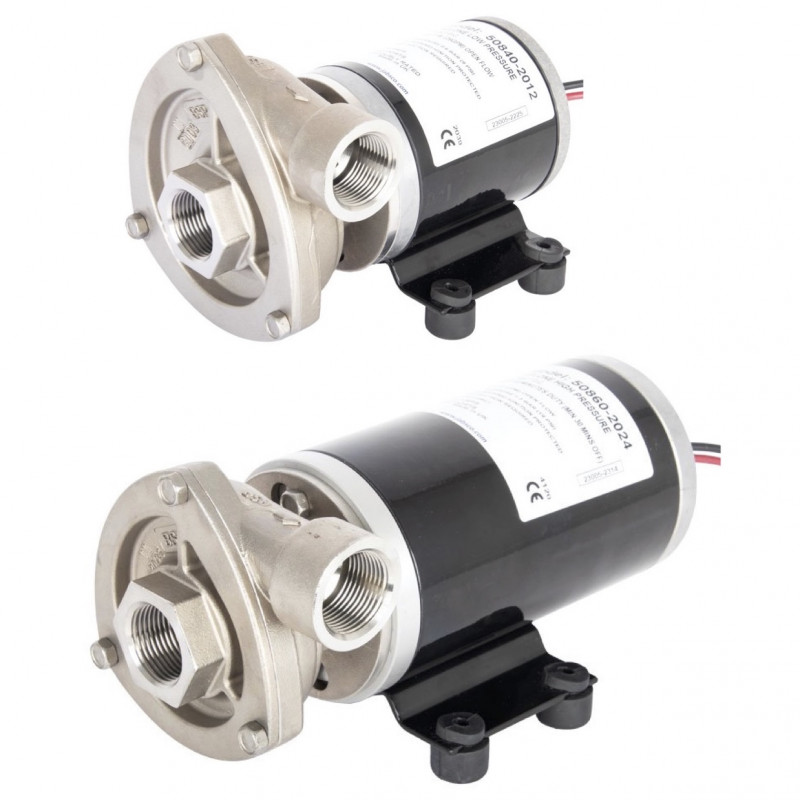 Jabsco 'Cyclone' General Purpose Centrifugal Pumps Products Link