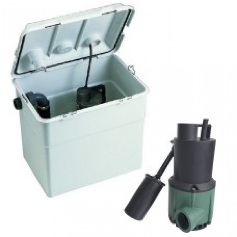 DAB Novabox 30/300 1M Self Contained Waste Water Pumping Unit Products Link
