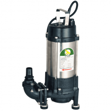 "JS Pump GS 1200 Submersible Sewage Grinder Macerator Pump 110v 190 Lpm 19 Hm 1 1/4"""