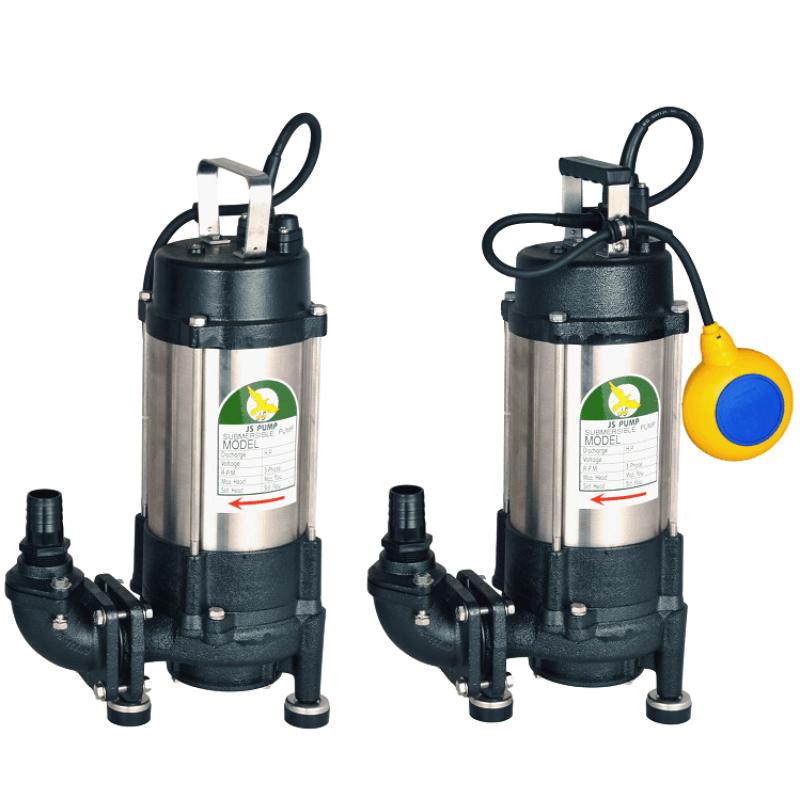 GS Submersible Sewage Grinder Macerator Pumps 110v 230v
