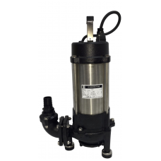 JS Pump GS 1200 Submersible Sewage Grinder Macerator Pump 110v 120 Lpm 20 Hm 1 1/4""