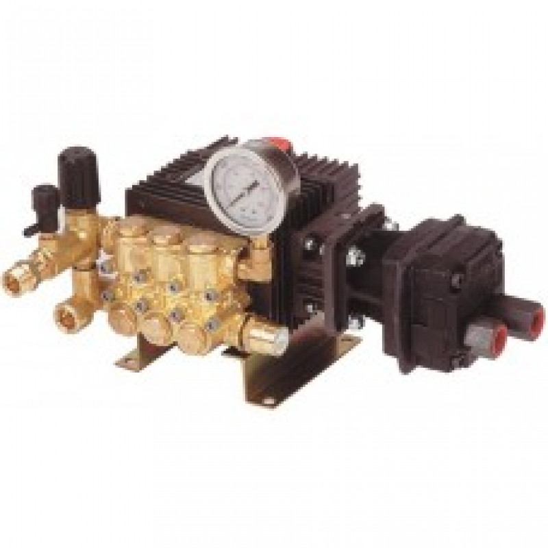 Pentair Hypro HY1800 Series Hydraulic Driven Plunger Pumps Products Link