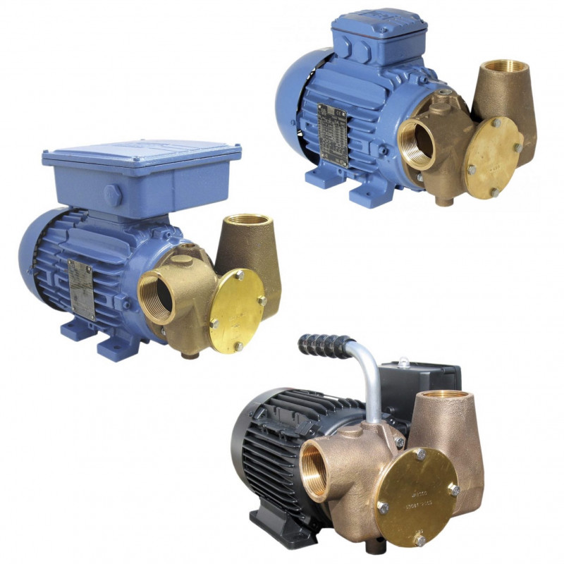 Jabsco 'Utility' Flexible Impeller Pumps Products Link