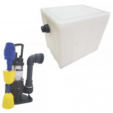 JS Pump Box JS150SV Self-Contained Waster Water Pumping Unit