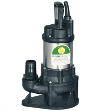 JS Pump JS 150 SV Submersible Sewage Vortex Pump 110v 120 Lpm 7 Hm 1 1/4""