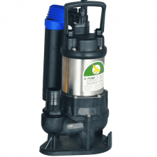 JS Pump JS 150 SVAG Submersible Sewage Vortex Pump 110v 120 Lpm 7 Hm 1 1/4""