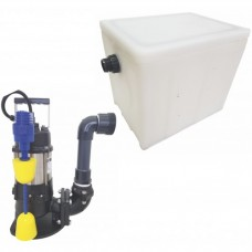 JS Pump Box JS250SV Self-Contained Waster Water Pumping Unit