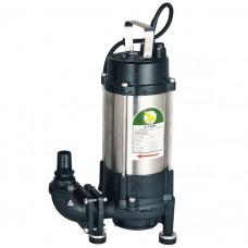 """JS Pump GST 12 Submersible Sewage Grinder Macerator Pump 415v 190 Lpm 19 Hm 1 1/4"""""""