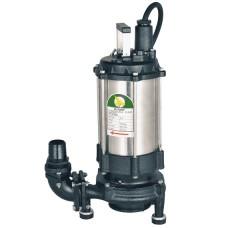 """JS Pump GST 22 Submersible Sewage Grinder Macerator Pump 415v 320 Lpm 23 Hm 2"""""""