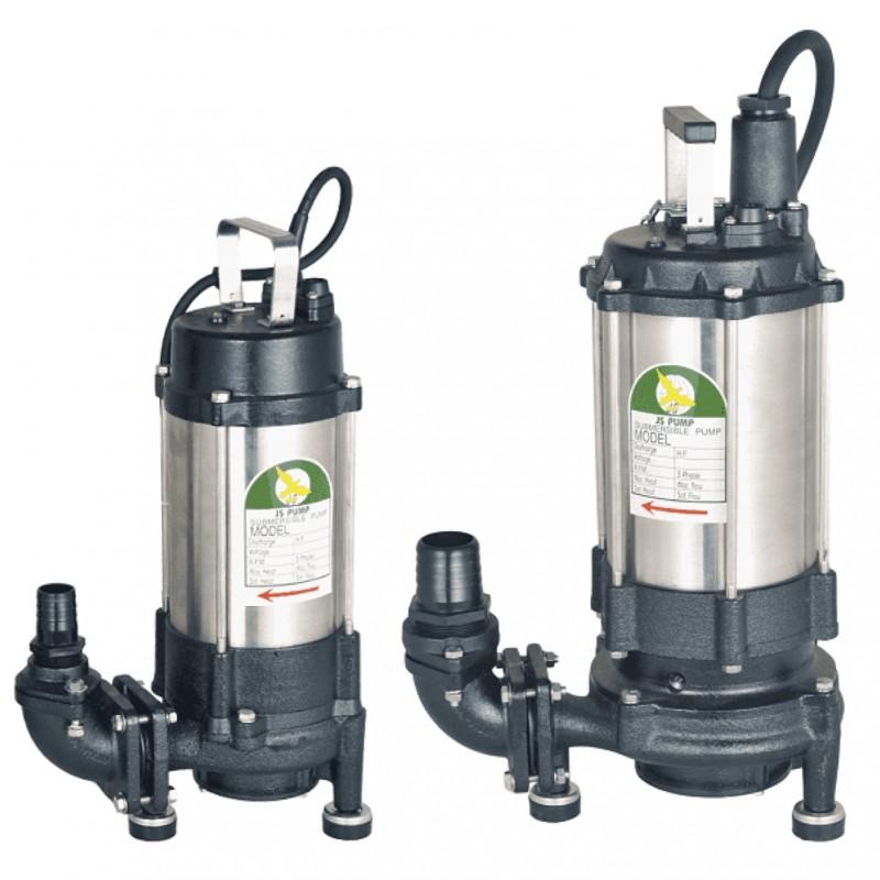 GS T Submersible Sewage Grinder Macerator Pumps 415v