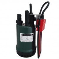 "JS Pump RS 100 Submersible Water Drainage Pump 230v 75 Lpm 7 Hm 1"""