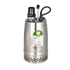 "JS Pump RST 6 Submersible Water Drainage Pump 415v 280 Lpm 12 Hm 2"""