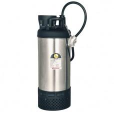 "JS Pump RST 55H Submersible Water Drainage Pump 415v 1100 Lpm 34 Hm 3"""