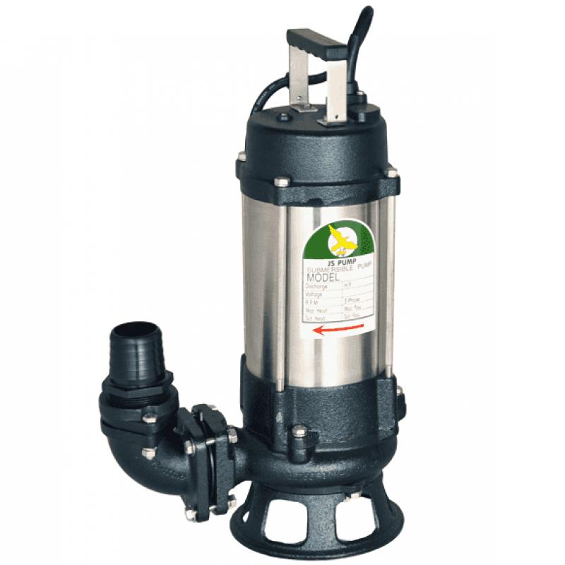 JS T SK Submersible Sewage Cutter Pumps 415v