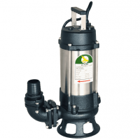 JS Pump JS 750 SK Submersible Sewage Shredder Pump 110v 400 Lpm 14 Hm 2""