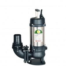 JS Pump JS 1500 SV Submersible Sewage Vortex Pump 230v 750 Lpm 10 Hm