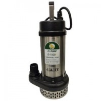 JS Pump JS 1500H Submersible Water Drainage Pump 230v 450 Lpm 22 Hm 2""