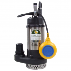 """JS Pump JS 250 Submersible Water Drainage Pump 110v 200 Lpm 10 Hm 1 1/2"""""""
