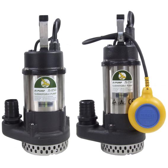 """JS 250 Pump - 200 Lpm - 10 Hm - 1 1/2"""" - 110v - 230v"""