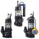 JS SV Submersible Sewage Vortex Impeller Pumps 110v 230v