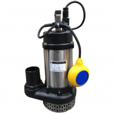 JS Pump JS 750-3 Submersible Water Drainage Pump 110v 400 Lpm 15 Hm 3""