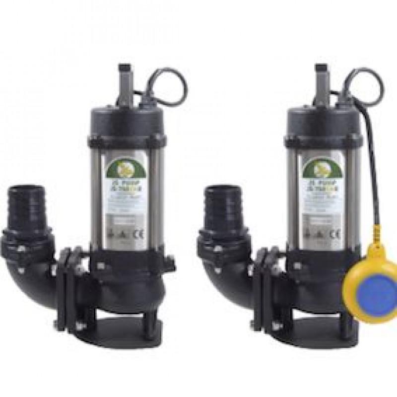 """JS 750 SV Pump - 500 Lpm - 9 Hm - 3"""" - 110v - 230v"""