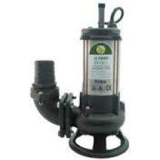JS Pump JST 55 SK Submersible Sewage Shredder Pump 415v 1800 Lpm 19 Hm 4""