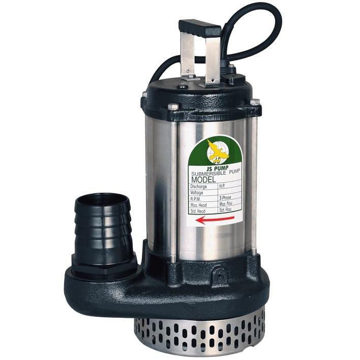 """JST 15 Pump - 500 Lpm - 18 Hm - 3"""" - 415v"""