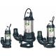 JS T SV Submersible Sewage Vortex Impeller Pumps 415v