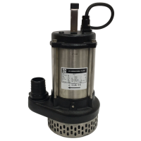 JS Pump JST 8-2 Submersible Water Drainage Pump 415v 380 Lpm 15 Hm 2""