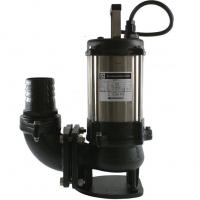 JS Pump JST 4 SV Submersible Sewage Vortex Pump 415v 240 Lpm 8 Hm 2""