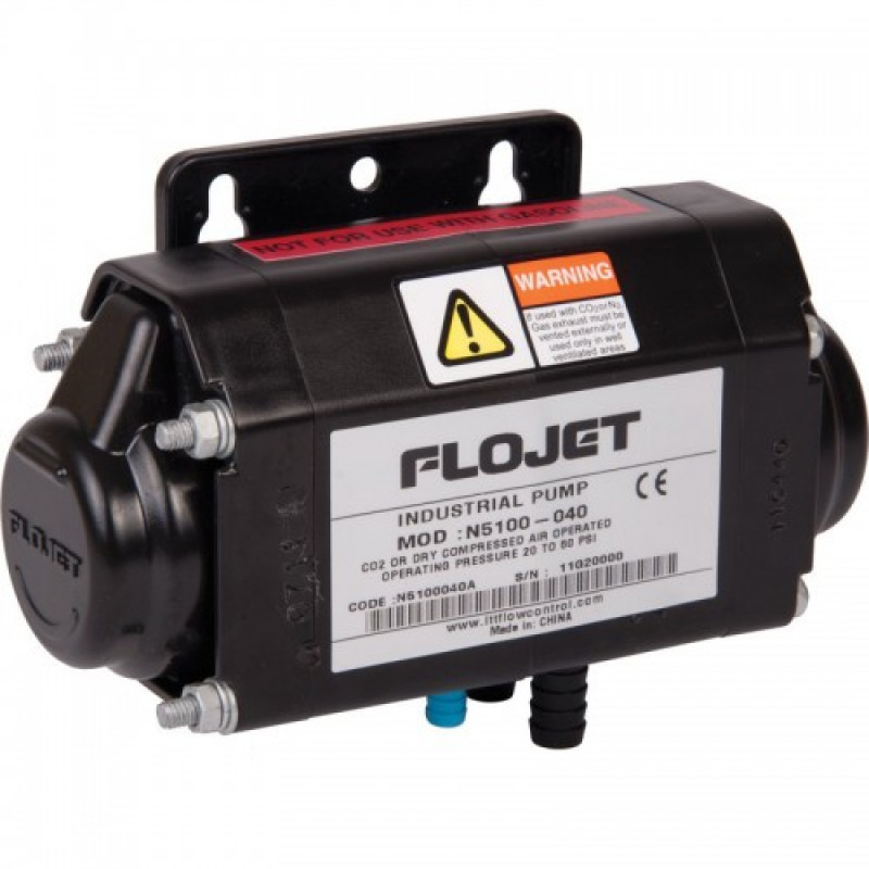 Flojet 5100 Pump Series Air Operated Driven Diaphragm Pumps Products Link