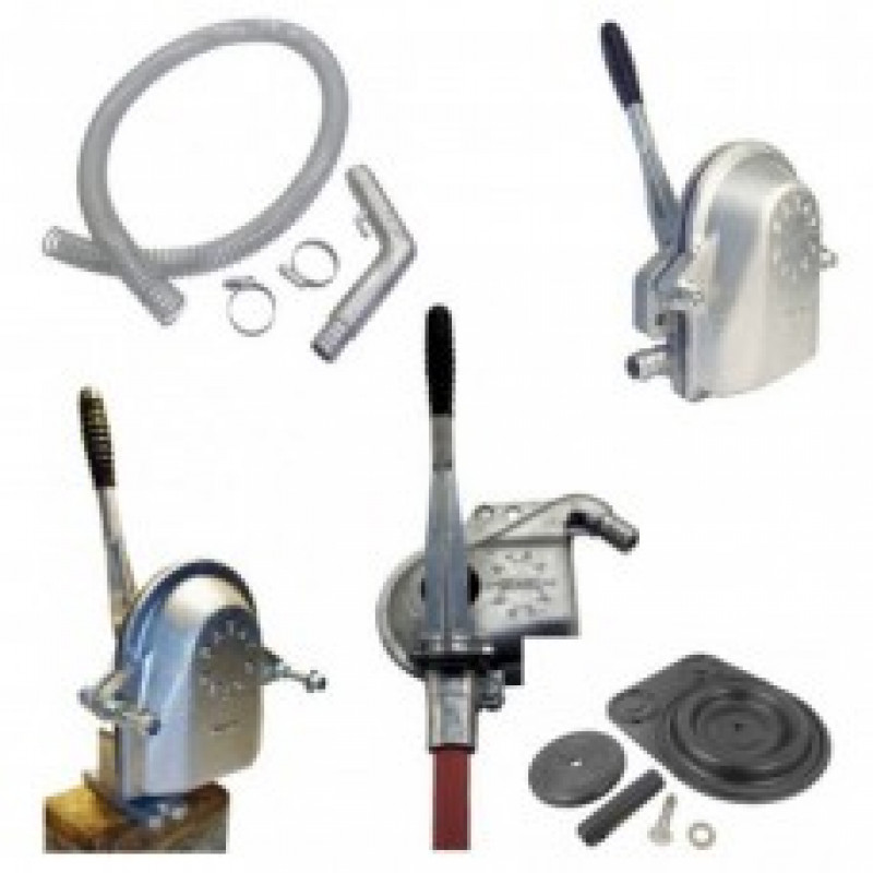 Patay Pump BE45 Series Diaphragm Hand Pumps Products Link