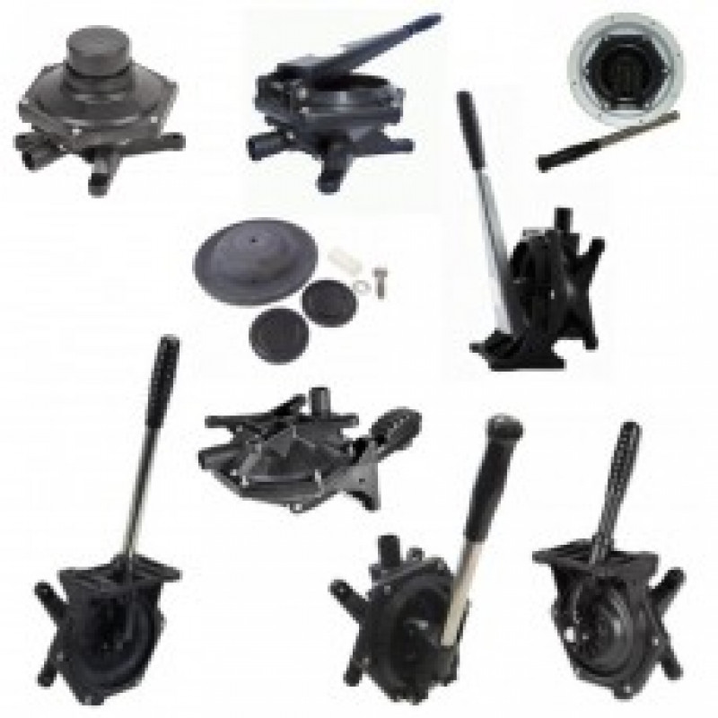 Patay Pumps SD60 Series Diaphragm Hand Pumps Products Link
