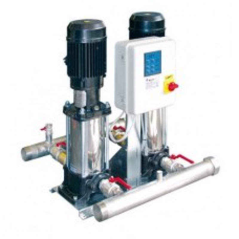 Pentair PRESSOMAT PMD20 PVM Automatic Twin Booster Pumps Products Link