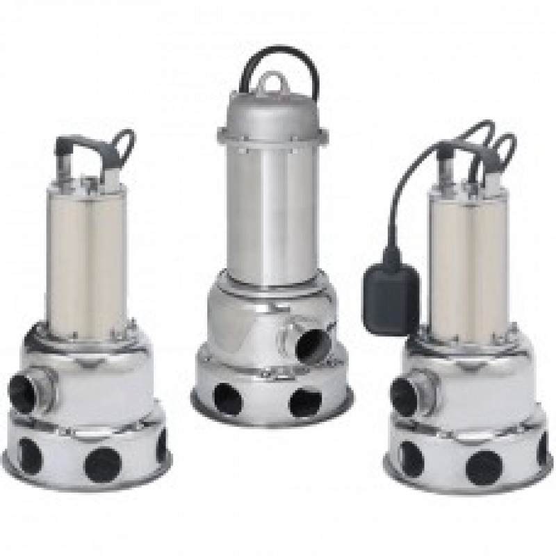 Pentair PRIOX Submersible Vortex Sewage Drainage Pumps Products Link