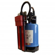 JS Pump RSD 150 Puddle Buddy Reka Submersible Low Level Drainage Pump 230v 120 Lpm 7 Hm (SKU: 012-150REKA)