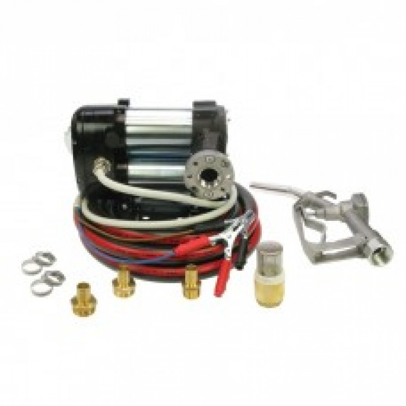 Piusi Pumps Battery Fuel Oil Transfer Pumps and Kits Products Link