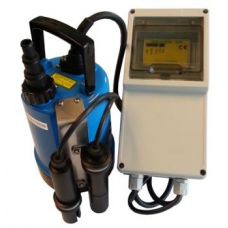JS Pump RSD 150 Puddle Buddy Fitted with Submatic Pump Control