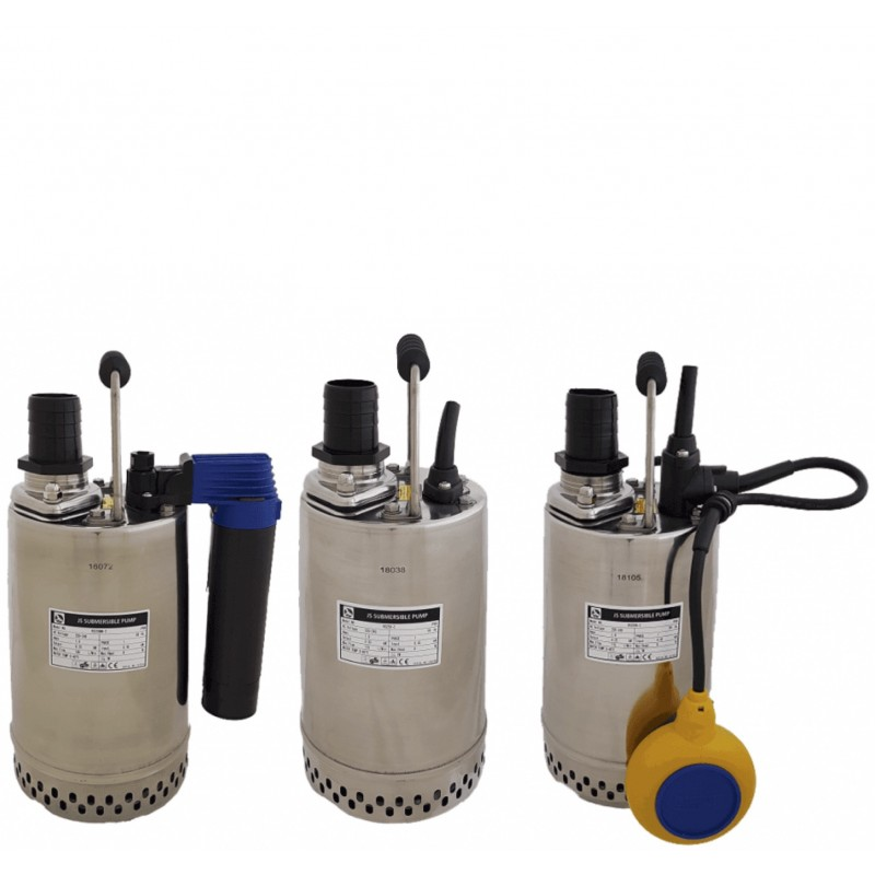RS Submersible Water Drainage Pumps Top Outlet 110v 230v