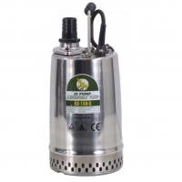 "JS Pump RS 400 Submersible Water Drainage Pump 110v 240 Lpm 12 Hm 4"""