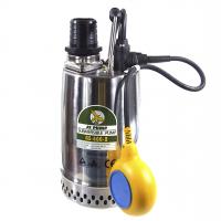 "JS Pump RS 400 Submersible Water Drainage Pump 110v 240 Lpm 12 Hm 2"""