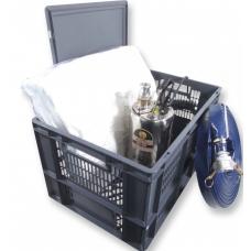 JS Pump RSD 400 Pump Emergency Floodbox Kit with floodsax 110V