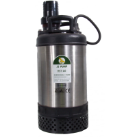 "JS Pump RST 15 Submersible Water Drainage Pump 415v 500 Lpm 23 Hm 2"""