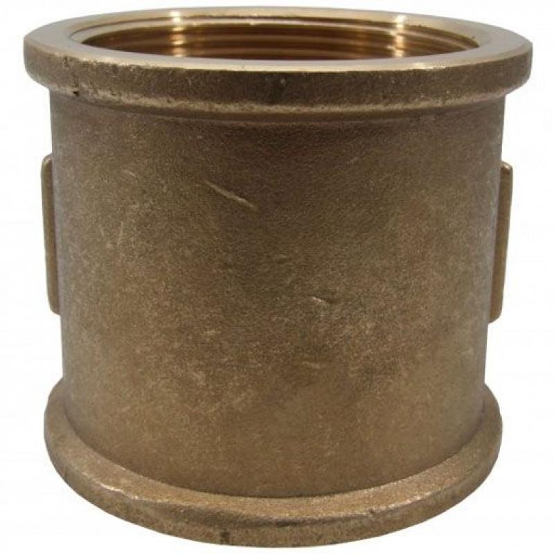 Barrel Sockets Brass or Galvanised Steel