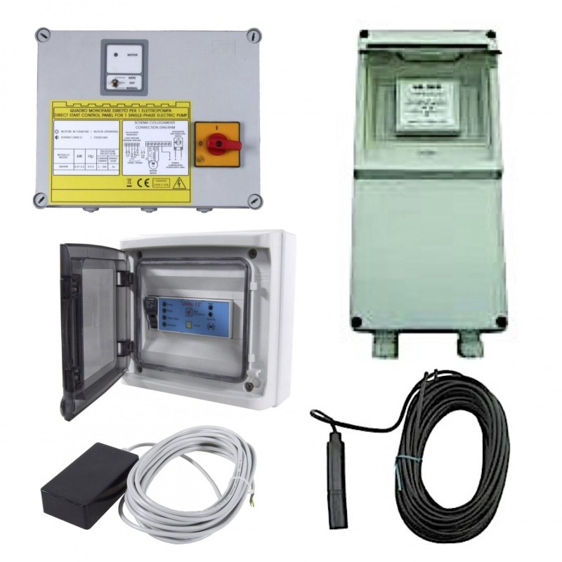Control Panels, Alarms and Kiosks for JS Pumps