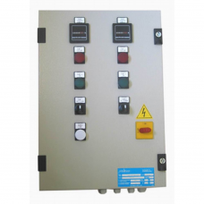 Full Control Panel Twin Pump CP2SM-13A 415v