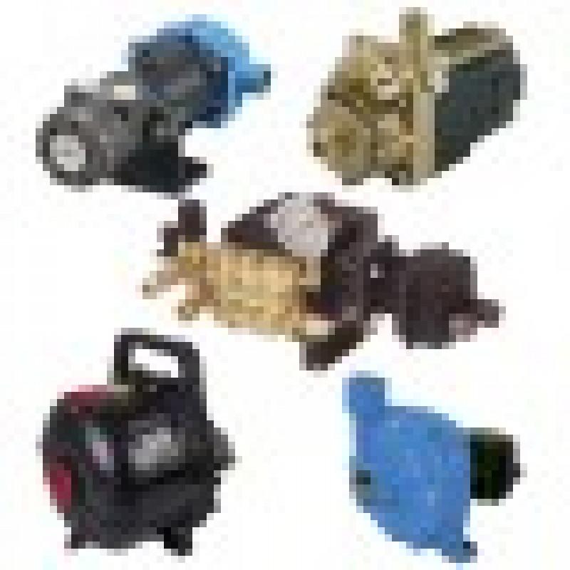 Hydraulic Driven Pumps Links